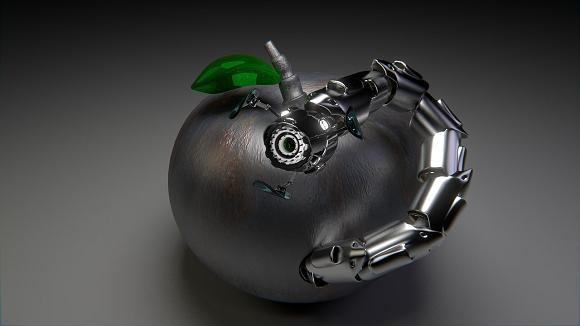 ロボット・グラフィック・ワーム