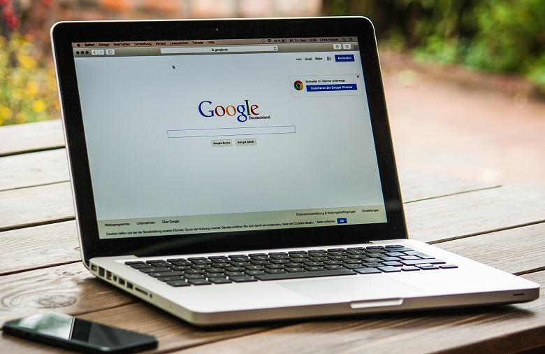Wedページ(Google)