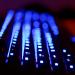 バックライト付きキーボード